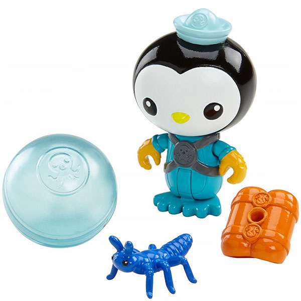 Игровой набор Mattel Octonauts - Минифигурки, артикул:147042