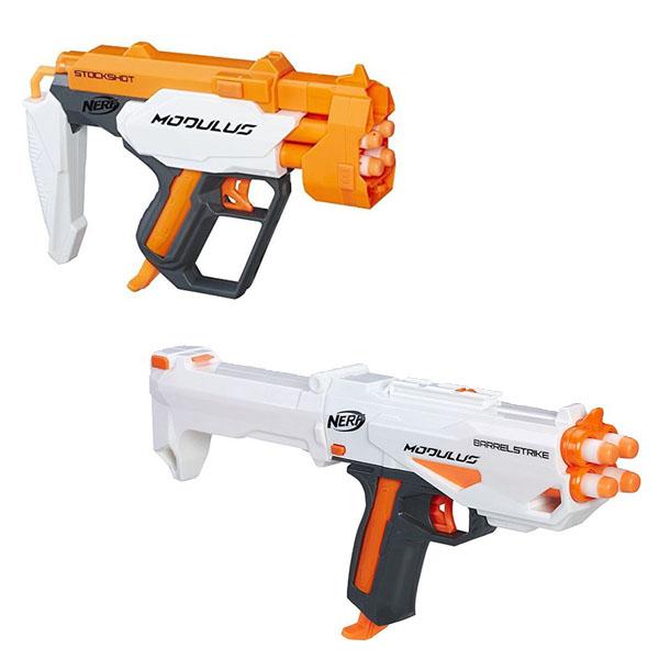 Игрушечное оружие Hasbro Nerf - Оружие и снаряжение, артикул:148269