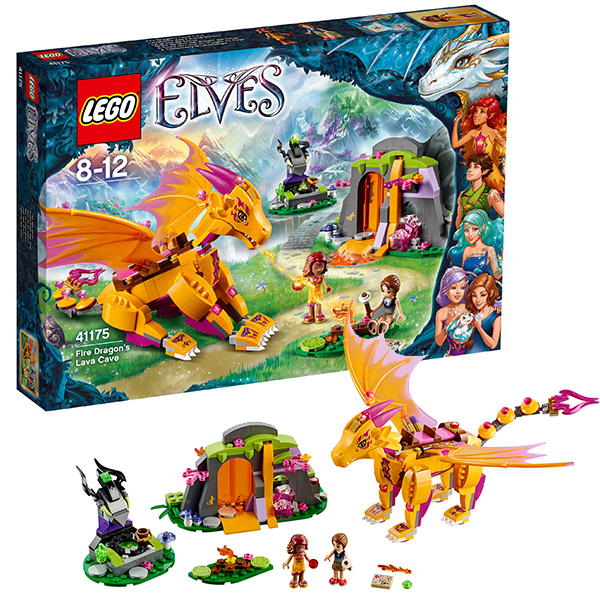 Конструктор LEGO - Эльфы, артикул:126717