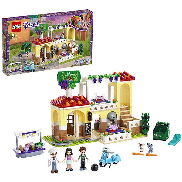 Купить LEGO Friends 41379 Конструктор ЛЕГО Подружки Ресторан Хартлейк Сити, Конструкторы LEGO