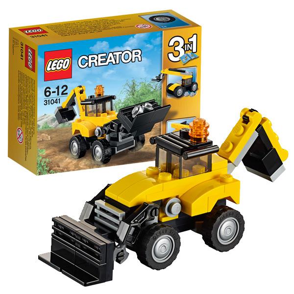 Конструктор LEGO - Криэйтор, артикул:126575