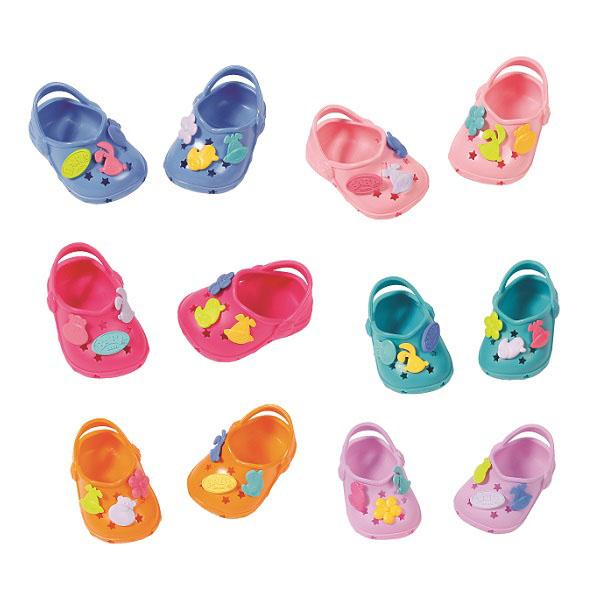 Купить Zapf Creation Baby born 824-597 Бэби Борн Сандали фантазийные, Аксессуары для куклы Zapf Creation