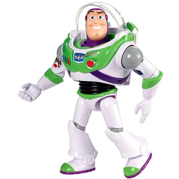Mattel Toy Story GGP60 История игрушек-4, фигурки персонажей Жужжание/Забрало