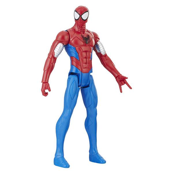 Купить Hasbro Spider-Man E2324/E2343 Фигурка Человека Паука Pow.pack В механизированной броне 30 см, Игровые наборы и фигурки для детей Hasbro Spider-Man