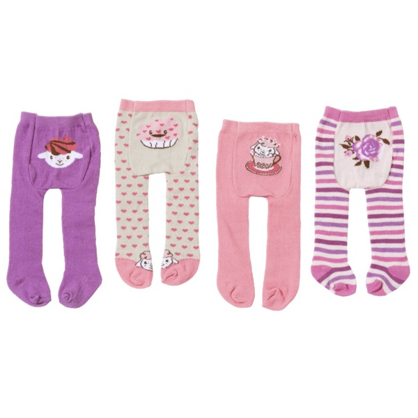 Купить Zapf Creation Baby Annabell 700-815 Бэби Аннабель Колготки, Аксессуары для куклы Zapf Creation