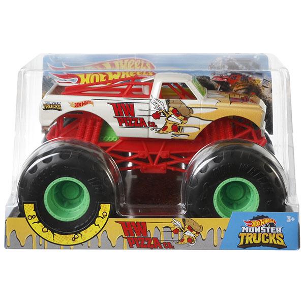 Купить Mattel Hot Wheels GBV37 Хот Вилс Монстр трак 1:33, Игрушечные машинки и техника Mattel Hot Wheels