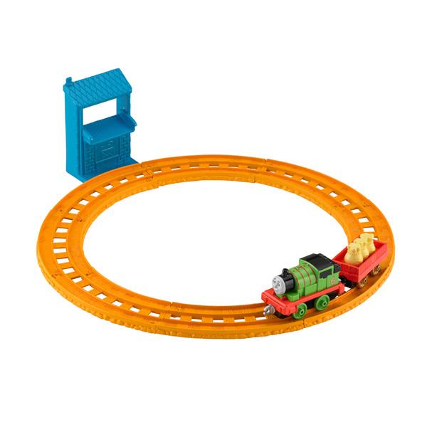 """Thomas & Friends BHR93 Томас и друзья Игровой набор """"Перси доставляет почту"""""""