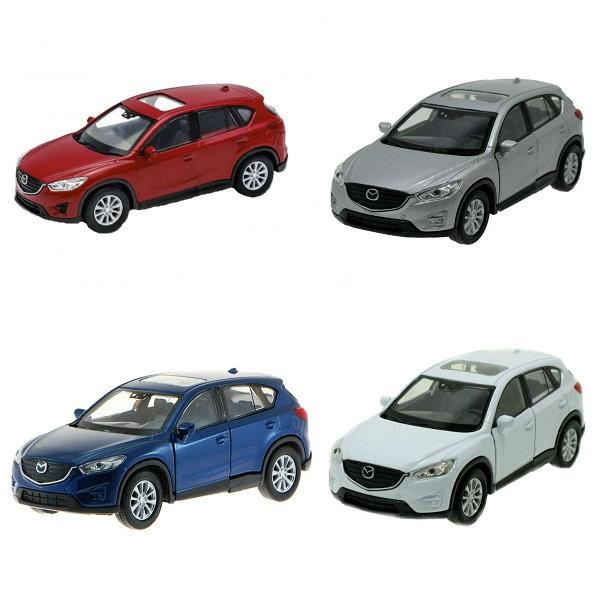 Купить Welly 43729 Велли Модель машины 1:34-39 Mazda CX-5, Машинка Welly