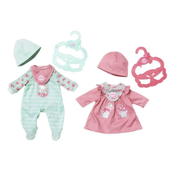 Купить Zapf Creation my first Baby Annabell 700-587 Бэби Аннабель Одежда для куклы 36 см, Аксессуары для куклы Zapf Creation