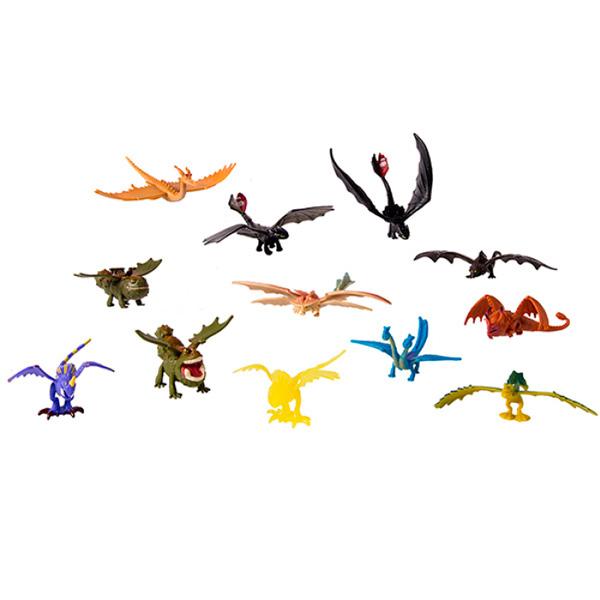 Dragons 66605 Дрэгонс Набор 15 маленьких драконов