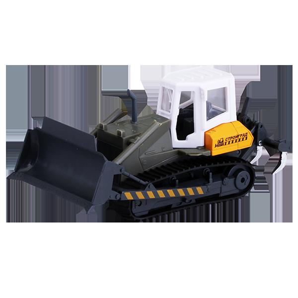 Игрушечные машинки и техника ТМ Wincars — Wincars U1401A-5 Бульдозер
