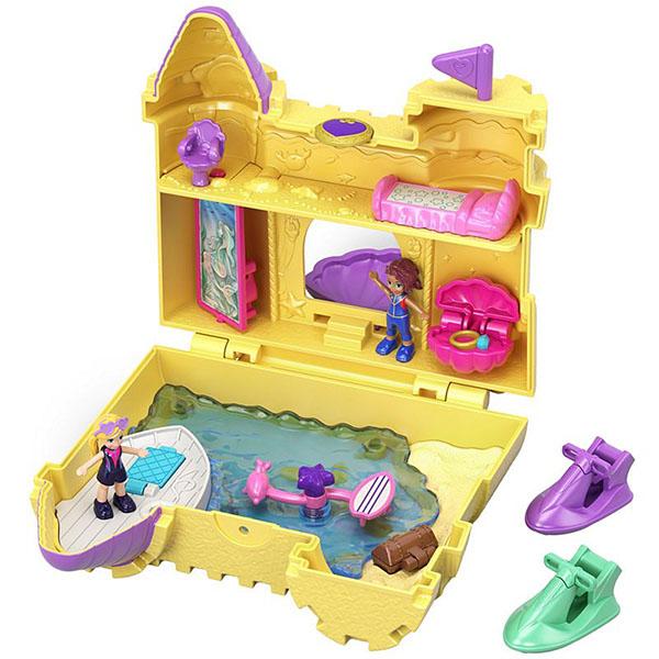 """Игровые наборы и фигурки для детей Mattel Polly Pocket GCJ87 Игровой набор""""Мир Полли"""" фото"""