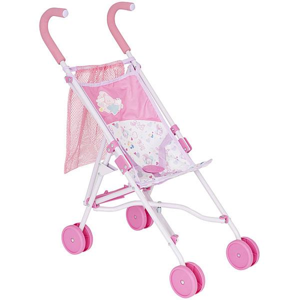 Купить Zapf Creation Baby Born 1423574 Бэби Борн Коляска-трость с сеткой, Коляски для кукол Zapf Creation