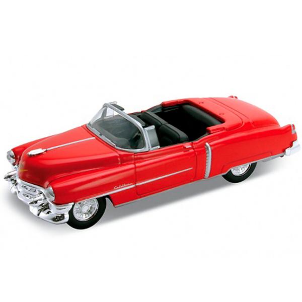 Купить Welly 42356C Велли Модель машины 1:34-39 1953 CADILLAC ELDORADO (CONVERTIBLE), Машинка инерционная Welly