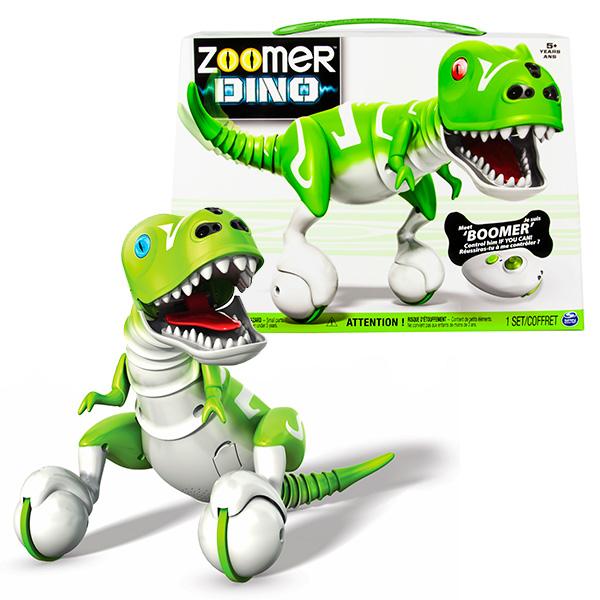 Интерактивная игрушка Zoomer