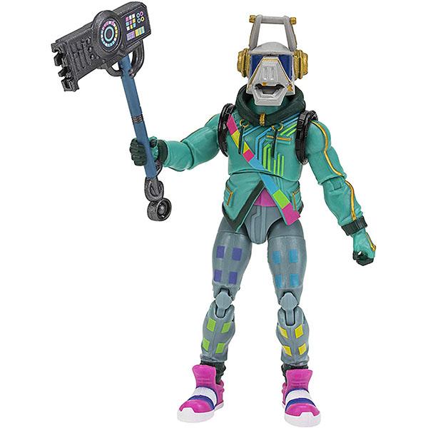 Купить Fortnite FNT0101 Фигурка DJ Yonder с аксессуарами, Игровые наборы и фигурки для детей Fortnite