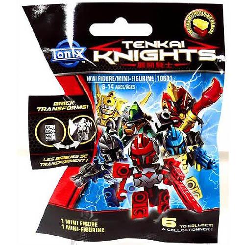 Tenkai Knights 64711 Тенкай Найтс Мини-фигурка в мягкой упаковке