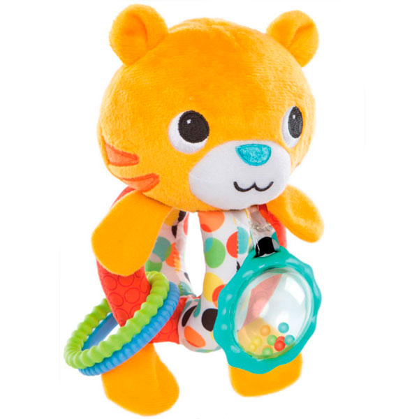 Купить BRIGHT STARTS 10788-1 Развивающая игрушка Лучшие друзья Тигрёнок, Развивающие игрушки для малышей BRIGHT STARTS