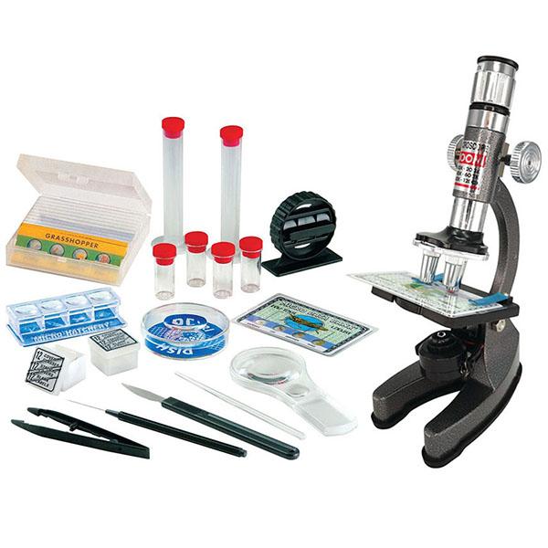 Купить Edu Toys MS911 Набор микроскопа 100х1200, Игровые наборы Edu Toys