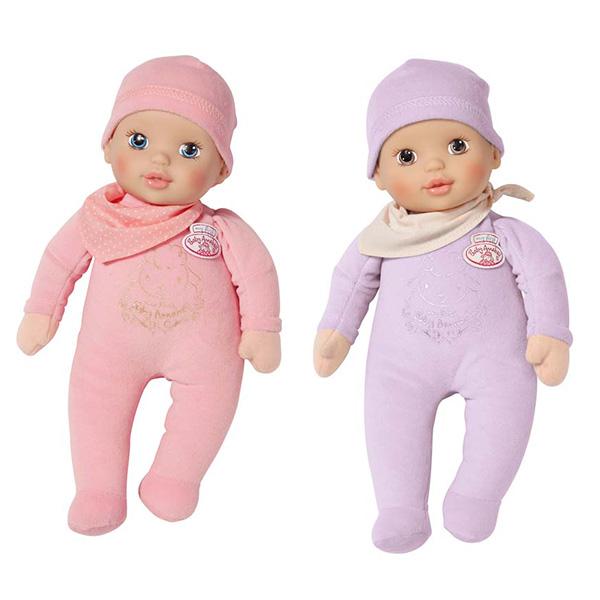 Zapf Creation my first Baby Annabell 793-169 Бэби Аннабель Кукла супермягкая, 30 см, в ассортименте