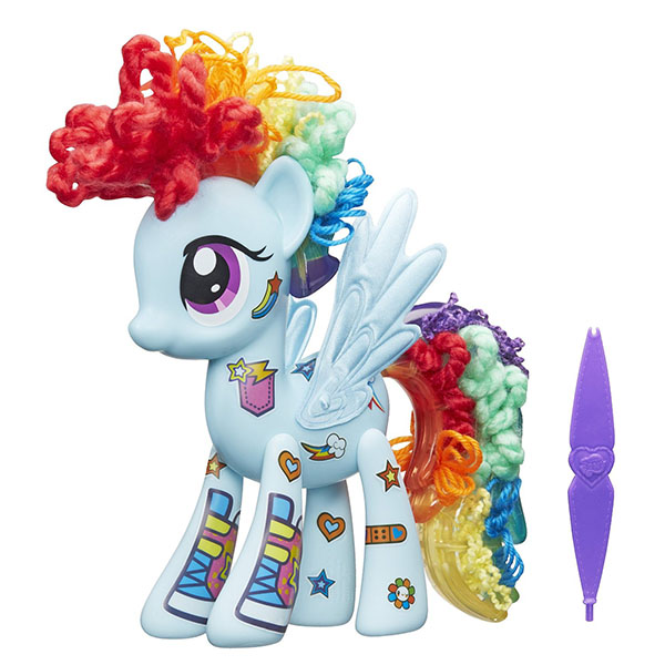 Купить Hasbro My Little Pony B3593 Игровой набор Создай свою пони (в ассортименте), Кукла Hasbro My Little Pony