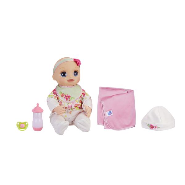 Hasbro Baby Alive E2352 Кукла Любимая малютка - Куклы и аксессуары