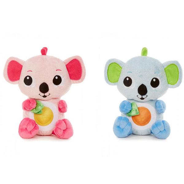 Купить Little Tikes 641336 Литл Тайкс Спокойная Коала с свет. и звук. эффектами, Развивающие игрушки для малышей Little Tikes