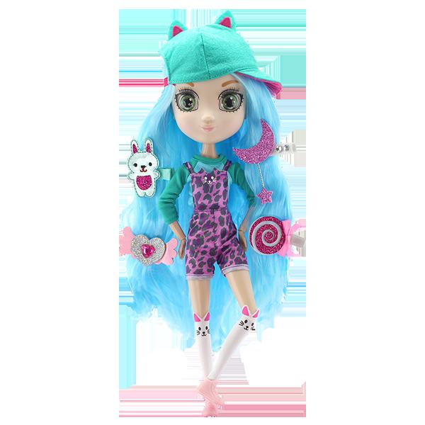Купить Shibajuku Girls HUN6621 Кукла Кое, 33 см, Кукла Shibajuku GIRLS
