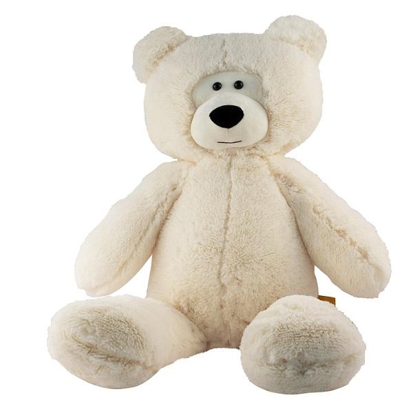 SOFTOY UT-90001 Игрушка мягкая Медведь, 90 см., молочный по цене 1 699