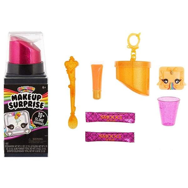 Купить Poopsie Surprise 564720 Rainbow Suprise Набор для создания слайма с тенями и блеском для губ, Набор для творчества Poopsie Surprise Unicorn