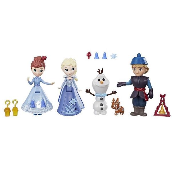 Купить Hasbro Disney Princess C1921 Игровой Набор Холодное Сердце герои фильма, Игровые наборы и фигурки для детей Hasbro Disney Princess