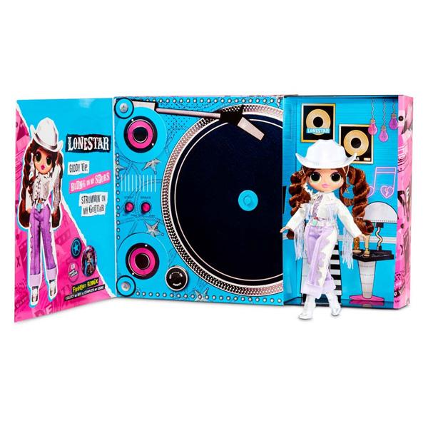 L.O.L. Surprise 567233 Кукла OMG Remix-Lonestar  173202