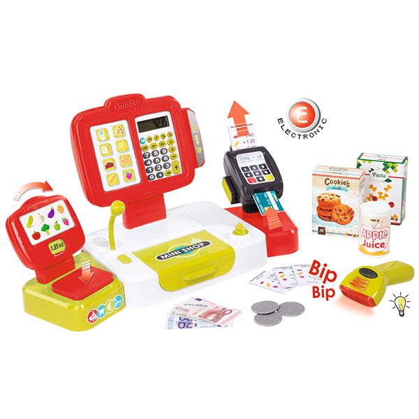 Игровые наборы Simba 350107 Электронная касса с аксессуарами - 27 предметов фото
