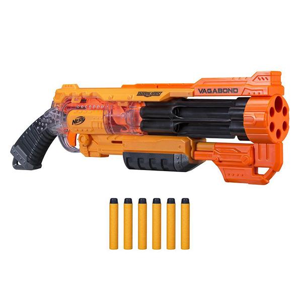 Игрушечное оружие Hasbro Nerf Nerf B3191 Нерф Думлэндс Бластер Бродяга
