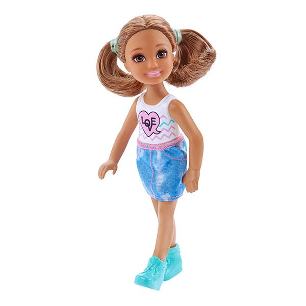 Купить Mattel Barbie DWJ28 Барби Кукла Челси, Кукла Mattel Barbie