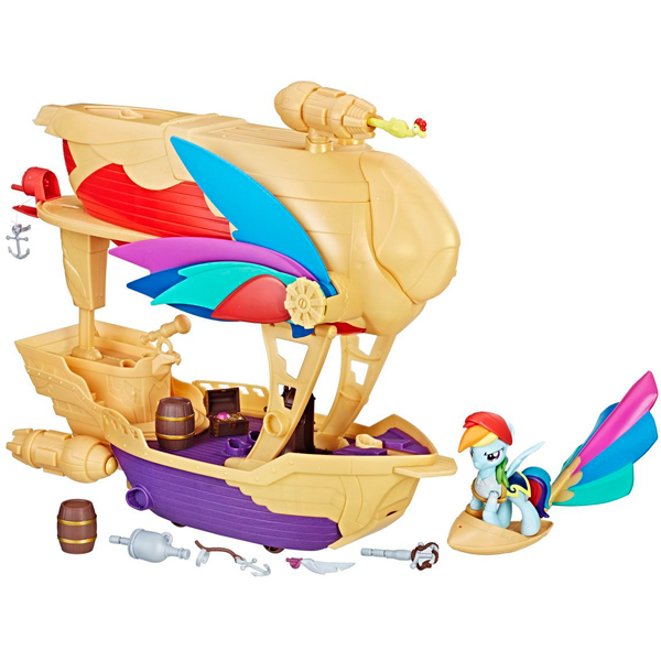 Hasbro My Little Pony C1059 Май Литл Пони & Хранители Гармонии&  - Любимые герои, артикул:151287