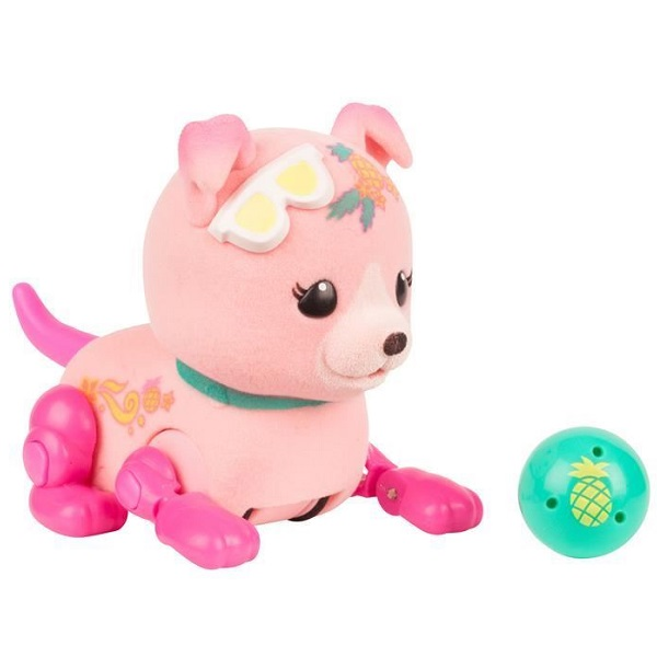 Little Live Pets 28665 Щенок с мячиком Солнечный ананас - Интерактивные игрушки