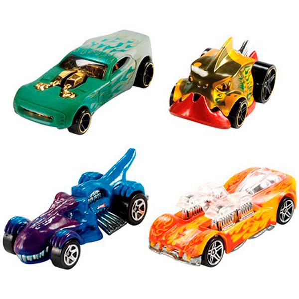 Купить Mattel Hot Wheels BHR15 Хот Вилс Машинки COLOR SHIFTERS (в ассортименте), Машинка Mattel Hot Wheels