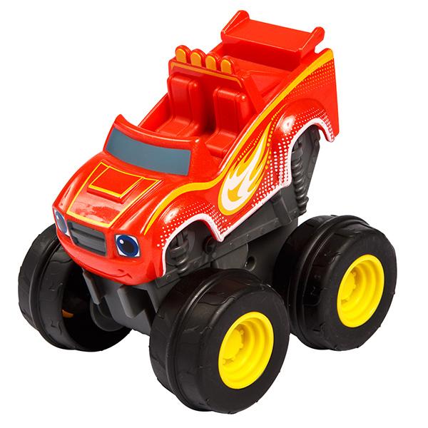 Машинка Mattel Blaze - Машинки из мультфильмов, артикул:145576