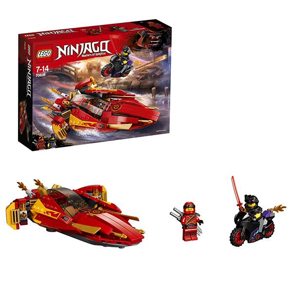 Купить LEGO Ninjago 70638 Конструктор ЛЕГО Ниндзяго Катана V11, Конструкторы LEGO