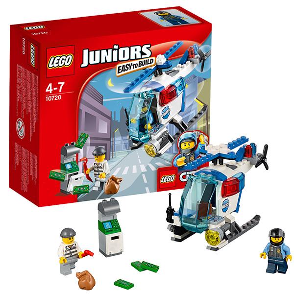 Конструктор LEGO - Джуниорс, артикул:126587