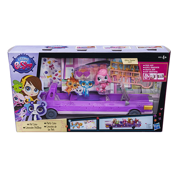 Игровой набор Hasbro Littlest Pet Shop от Toy.ru