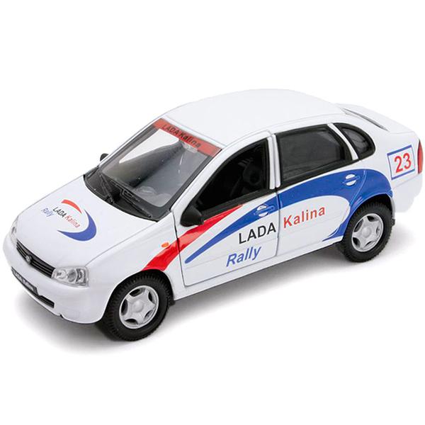 Купить Welly 42385RY Велли Модель машины 1:34-39 LADA 110 Rally, Машинка Welly