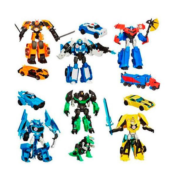 Hasbro Transformers B0070 Трансформеры РИД Войны (в ассортименте), Фигурка трансформер Hasbro Transformers  - купить со скидкой