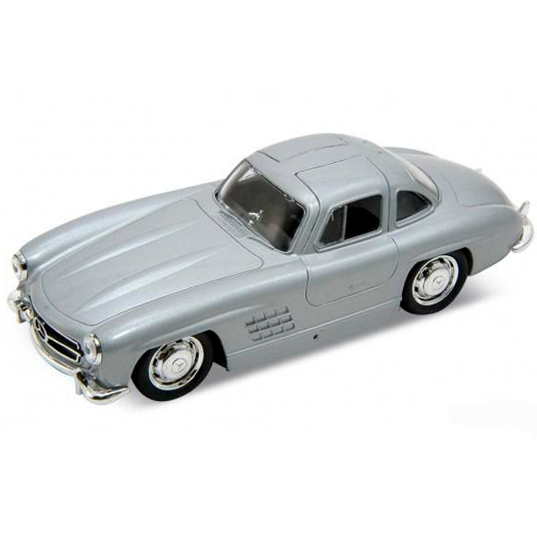 Купить Welly 43656 Велли Модель винтажной машины 1:34-39 Mercedes Benz 300SL, Машинка инерционная Welly