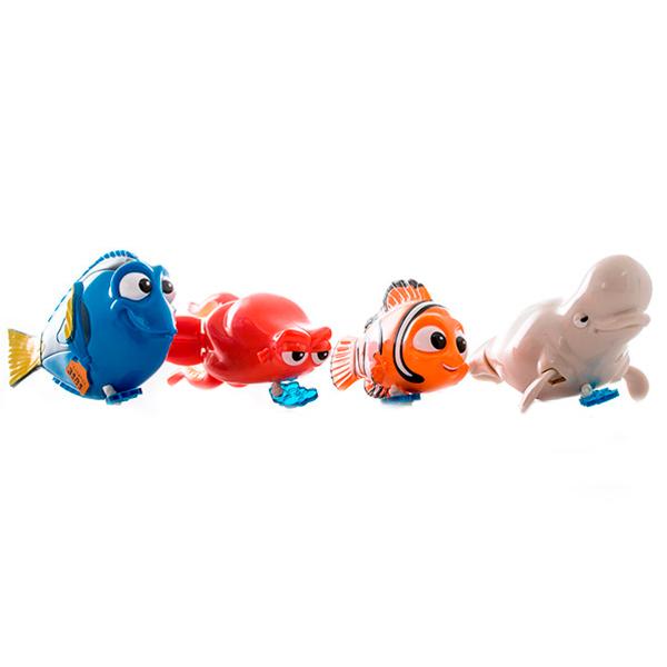Купить Finding Dory 36590 В поисках Дори Заводная рыбка для ванной 10-12 см (в ассортименте), Игрушки для ванной Finding Dory