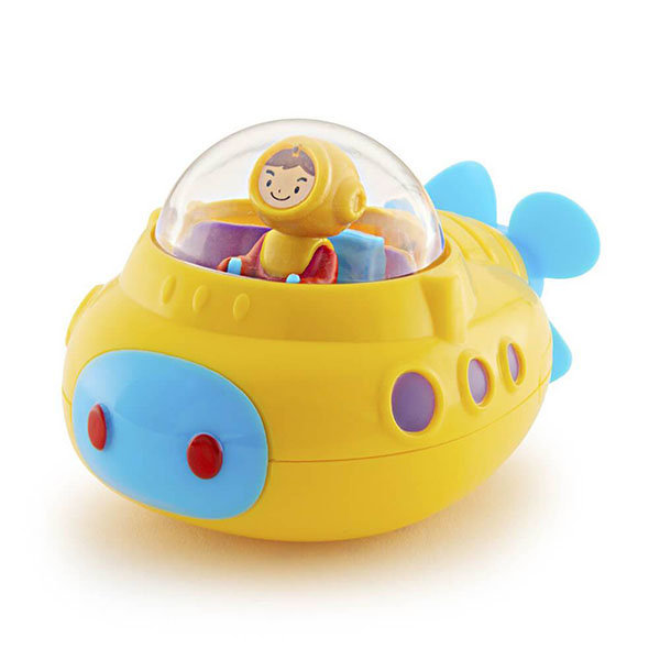 "Игрушки для ванной MUNCHKIN 11580 Игрушка для ванны ""Подводная лодка"" фото"