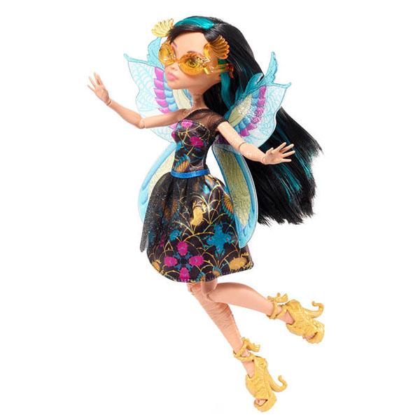 Mattel Monster High FCV54 Школа Монстров Кукла Цветочные монстряшки