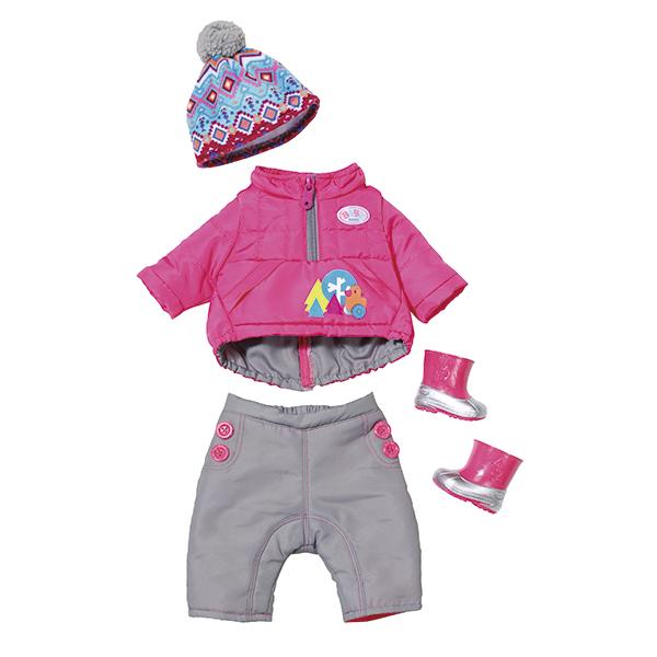 Одежда для куклы Zapf Creation - Одежда и аксессуары для кукол, артикул:146209