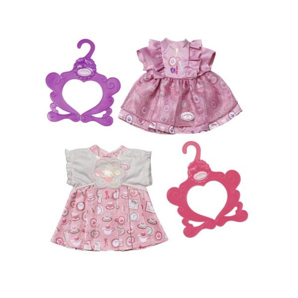 Купить Zapf Creation Baby Annabell 700-839 Бэби Аннабель Платья, Аксессуары для куклы Zapf Creation
